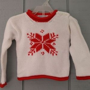 Hartstrings Shirts & Tops - Hartstrings Baby Christmas Sweater 3 Months